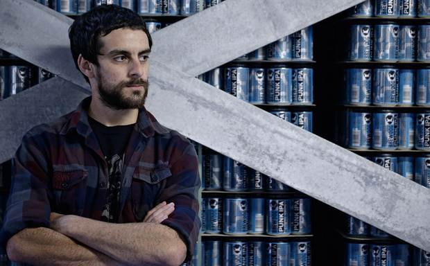 Alain Atmouni Production Projects Manager, BrewDog
