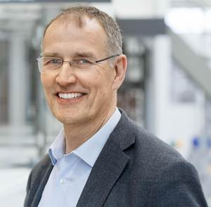 Bernd-Thomas Kempa, Head of Barrier Technology Global Account Management at KHS in Hamburg