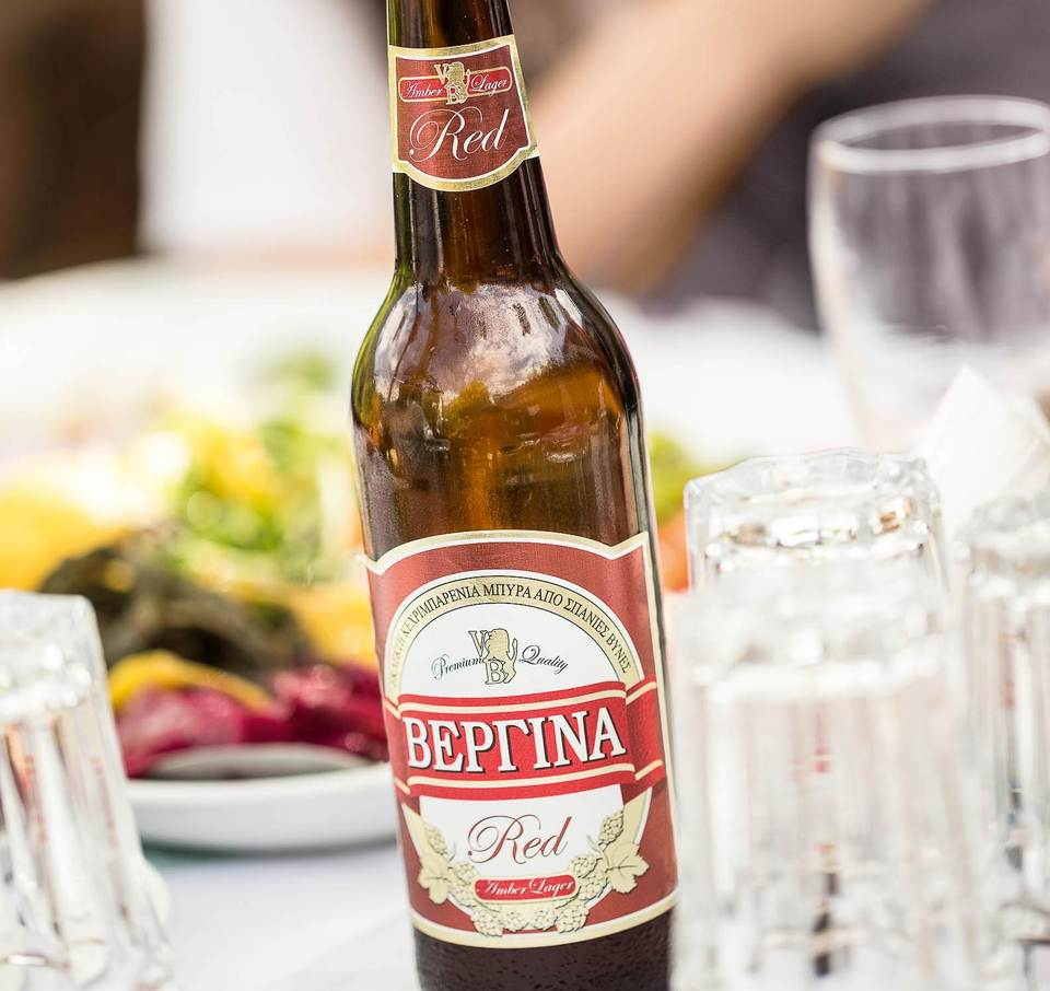 MTB sells its internationally award-winning beers, which are very popular in Greece, under the Vergina brand.