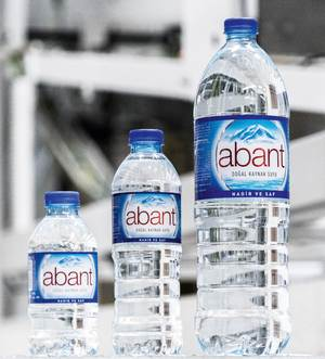 The spring water bottled by Abant Su is distinguished by its extremely mild taste favored by Turkish consumers, its great purity and a low sodium content.