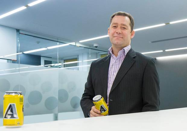 Wayne Angus, General Manager Manufacturing, Schweppes Australia